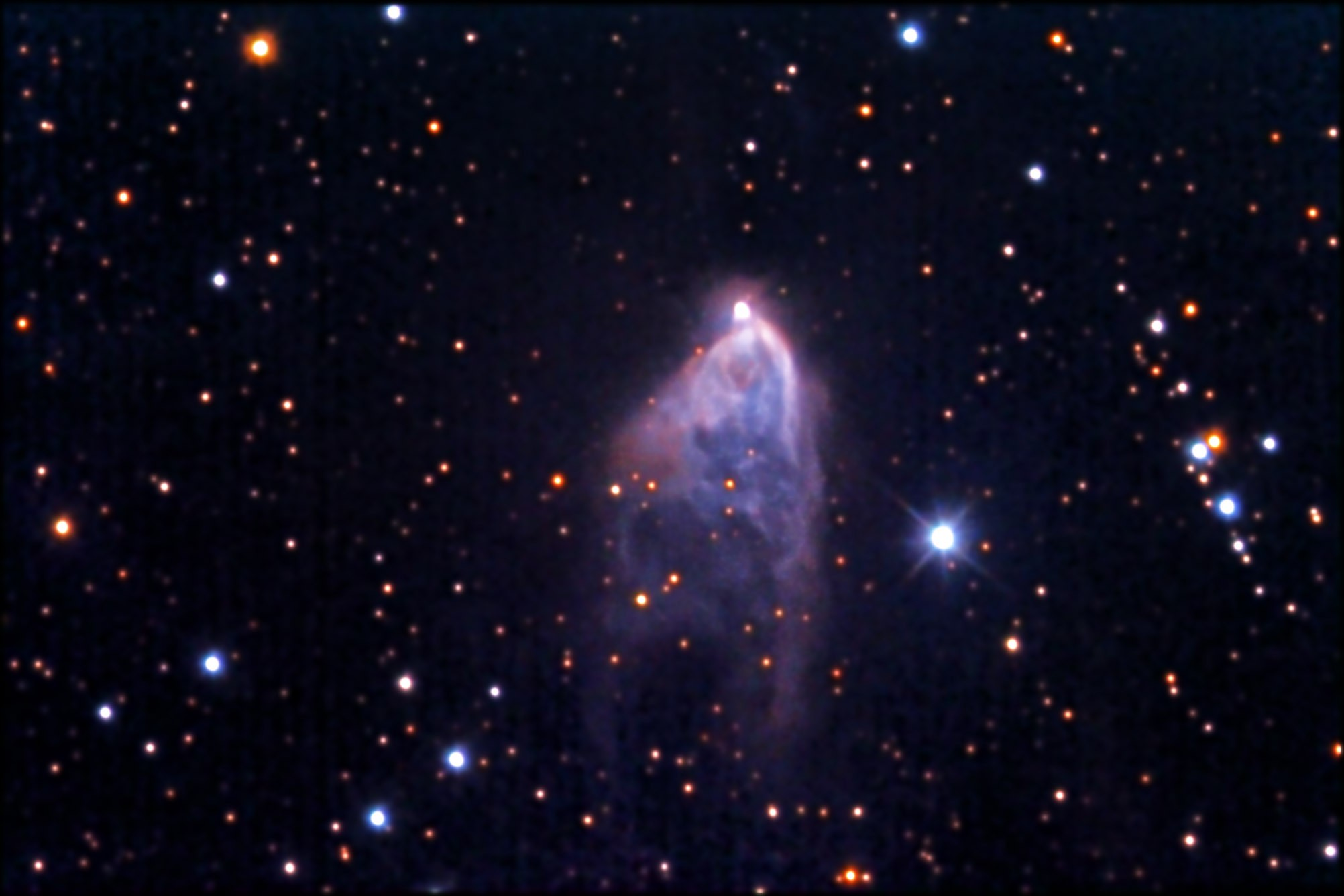 Astrophotography Ngc2261 Hubble S Variable Nebula